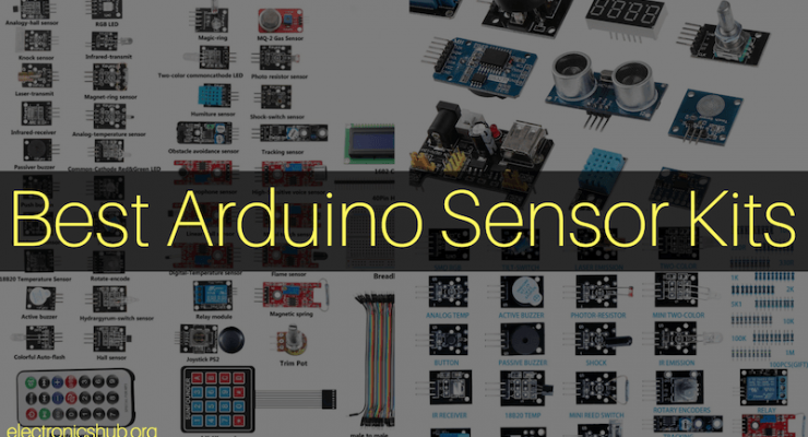 14 Best Arduino Sensor Kits for Beginners In 2018