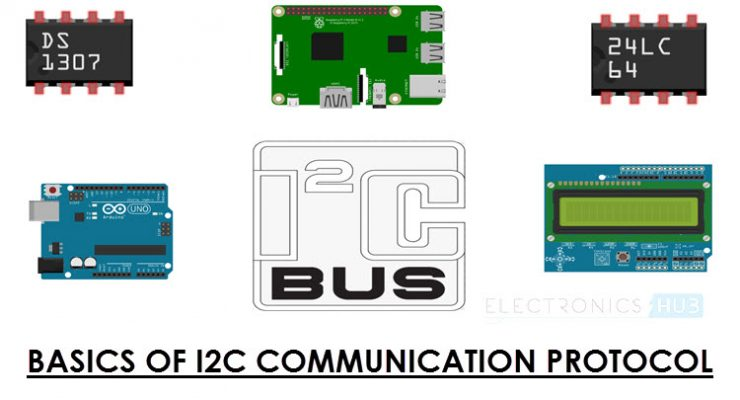 Basics of I2C Communication | Hardware, Data Transfer, Configuration
