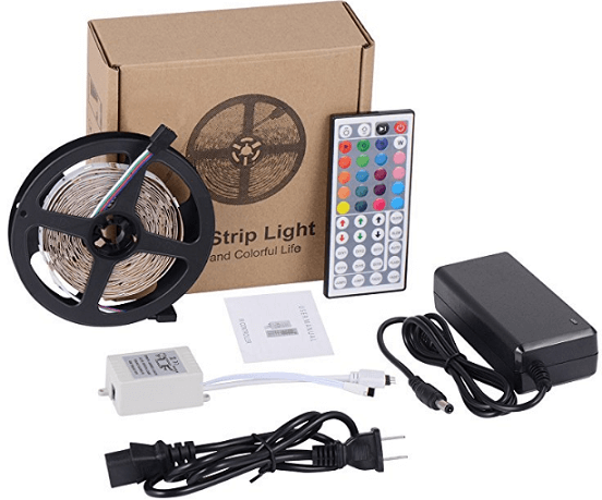 strip product with kit light rgb led individually arduino p am addressable controller htm