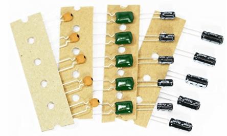 Elenco 100 Capacitor Component Kit - CAPK-100
