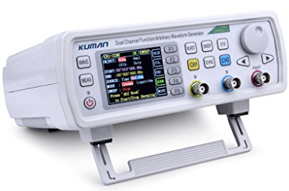 Kuman Upgraded 60MHz DDS Signal Generator Counter