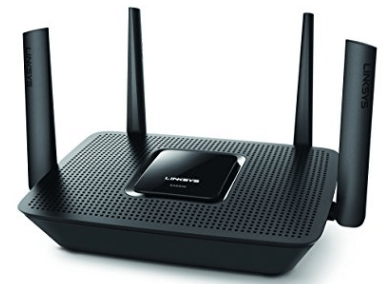 Linksys Max-Stream AC2200 MU-MIMO Tri-band Wireless Router