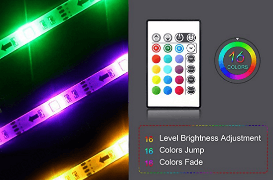 Top 20 Led Strip Light Kits To Buy Online At Lowest Price