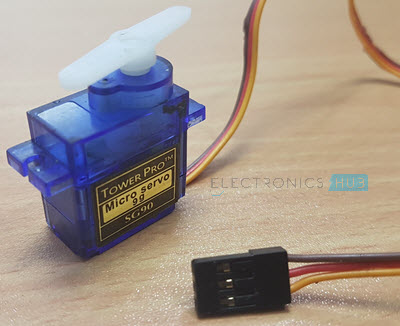 Raspberry Pi Servo Motor Interface | How to Control a Servo