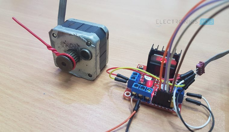 Raspberry pi stepper motor control using l298n for Raspberry pi stepper motor controller
