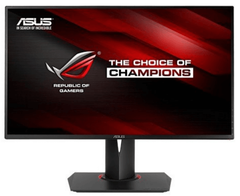 ASUS ROG SWIFT 27-inch 144Hz G-SYNC Gaming 3D Monitor