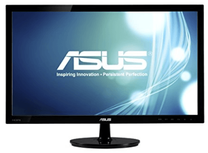 ASUS VS228H-P 21.5 Full HD 1920x1080 HDMI DVI VGA Back-lit LED Monitor