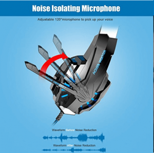 BENGOO Noise Isolating Microphone