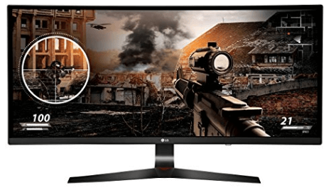 LG 34UC79G-B 34-Inch 21-9 Curved UltraWide IPS Gaming Monitor