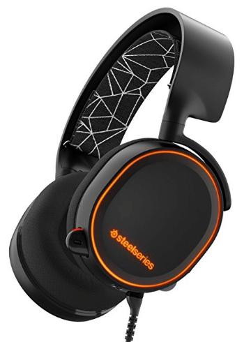 SteelSeries Arctis 5 RGB Illuminated Gaming Headset