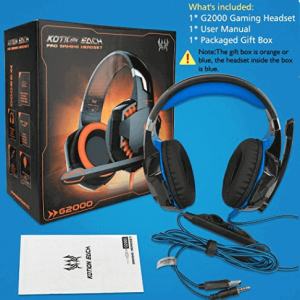 VersionTech headset packing