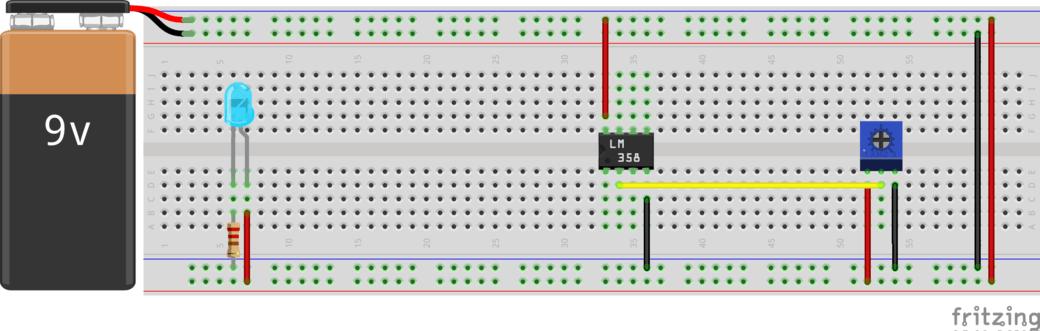 Adjustable IR Proximity Sensor | Electronics Hub