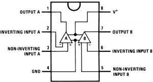 Adjustable IR Proximity Sensor Lm358 Pins