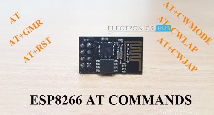 ESP8266 AT Commands
