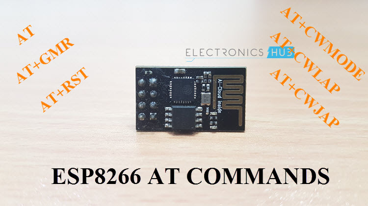 ESP8266 AT Commands Featured Image