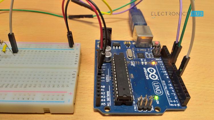 Arduino Car Reverse Parking Sensor Arduino