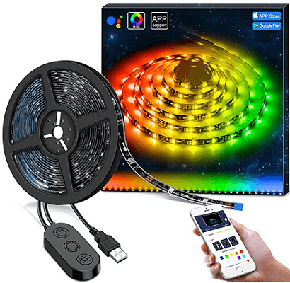 MINGER DreamColor LED Strip Lights