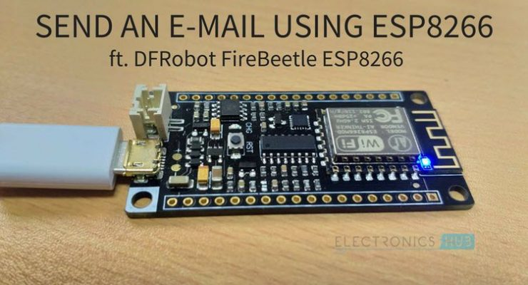 How to Send an Email using ESP8266 WiFi Module?