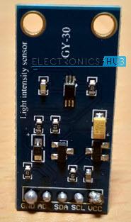 BH1750 Ambient Light Sensor Module