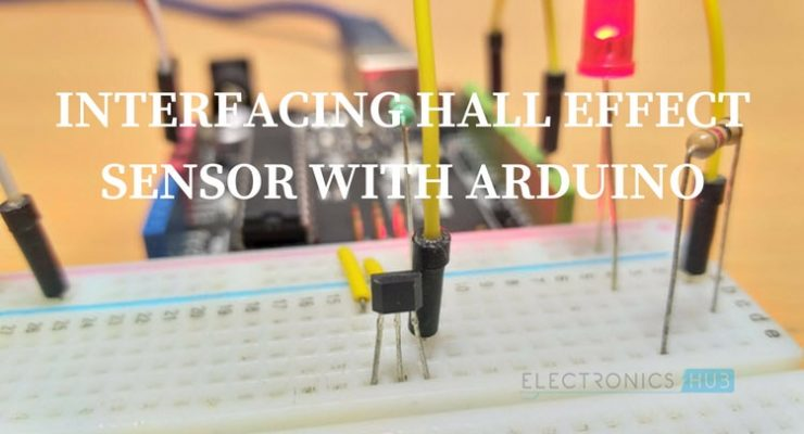 How to use Hall Effect Sensor with Arduino?