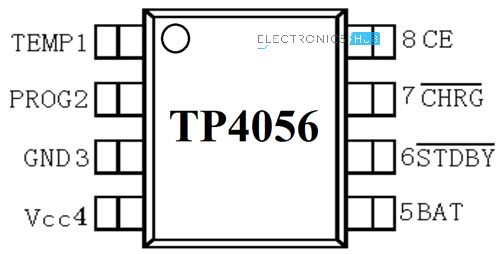 TP4056 Lithium Ion Battery Charger IC