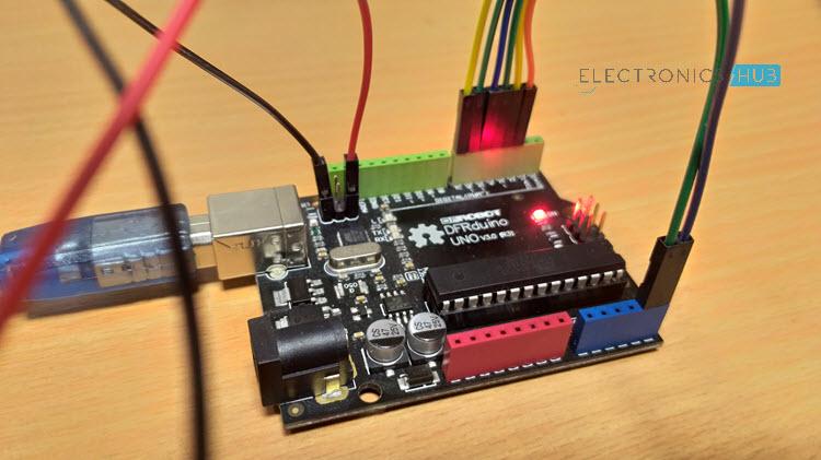 Arduino DS3231 RTC Module Tutorial Circuit Design