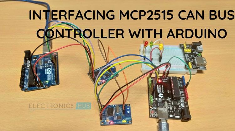 Arduino MCP2515 CAN Bus Interface Tutorial - CAN Protocol