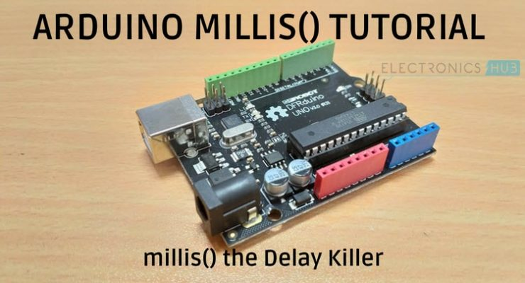 Arduino Millis Tutorial Featured Image