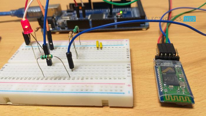 HC-05 Bluetooth Module Image 3