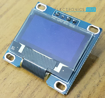 Interfacing 128x64 OLED Graphic Display with Arduino 0.96 OLED Display