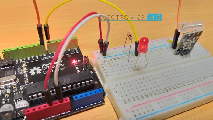 Interfacing Knock Sensor with Arduino Image 2