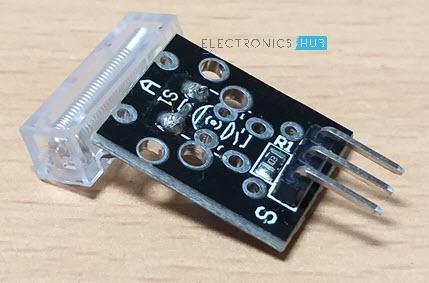 Knock Sensor with Arduino Knock Sensor Vibration Sensor