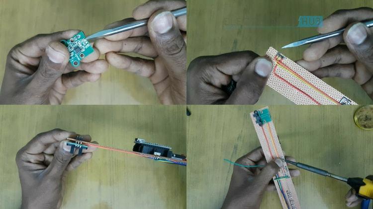 POV Display using Arduino - DiY Propeller (Rotating LED) Display