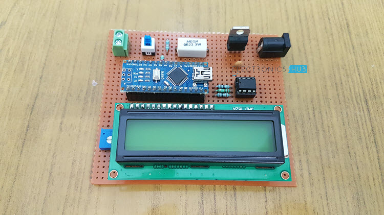 Arduino Wattmeter Image 2