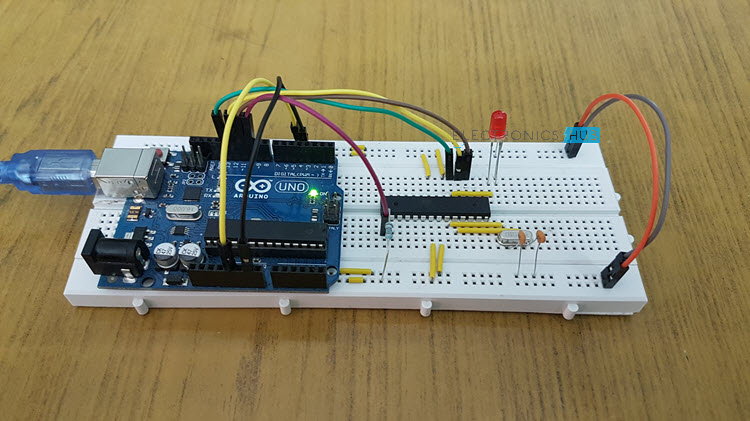 How to Burn Bootloader on ATmega328 Image 4