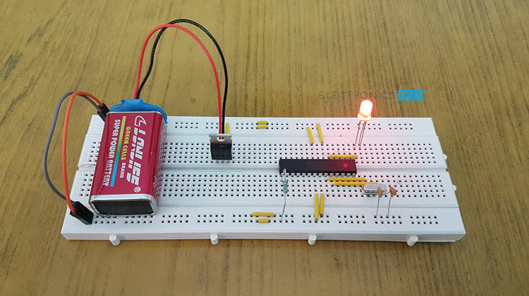 How to Burn Bootloader on ATmega328 Standalone