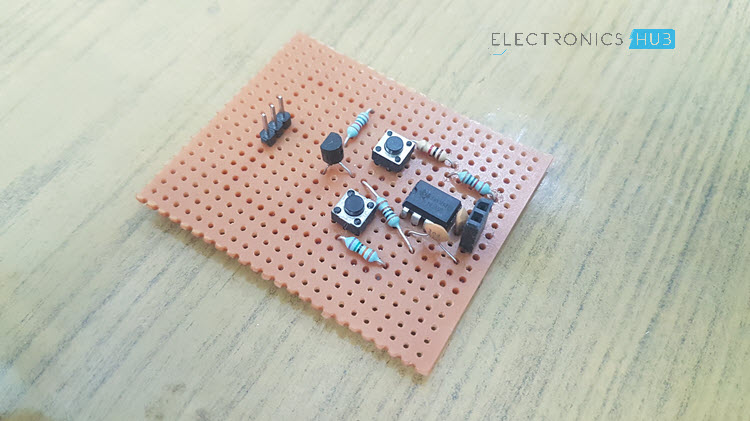 How to make a Simple Servo Motor Tester Circuit Image 2