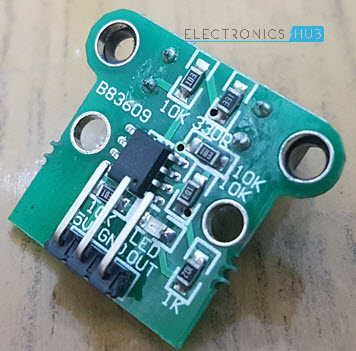 Interfacing LM393 Speed Sensor with Arduino Sensor Front