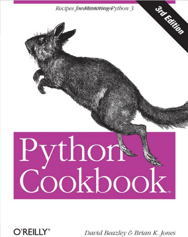 Python Cookbook Third edition