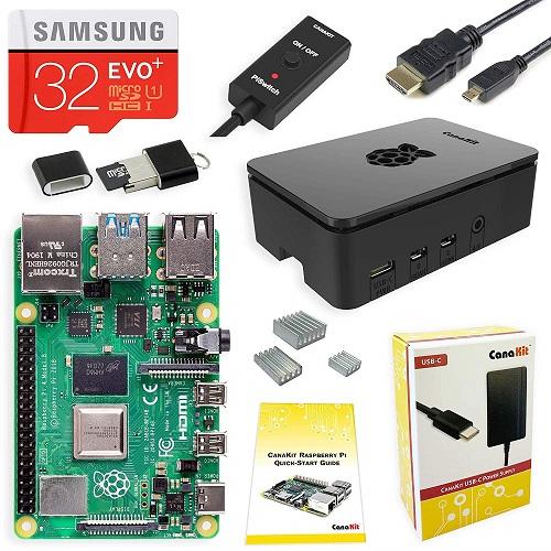 Raspberry Pi Starter Kit 1