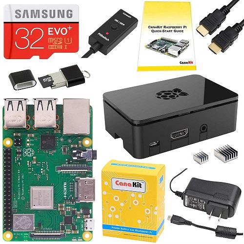 Raspberry Pi Starter Kit 10