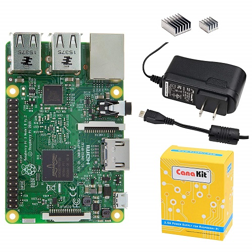 Raspberry Pi Starter Kit 12