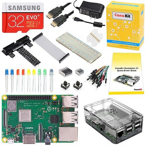 Raspberry Pi Starter Kit 14