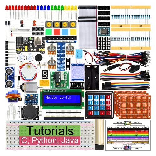 Raspberry Pi Starter Kit 4