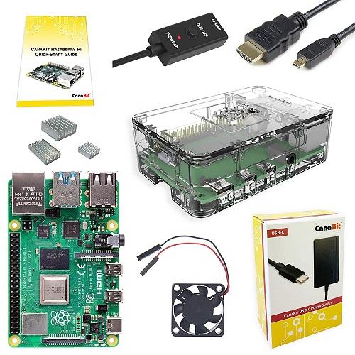 Raspberry Pi Starter Kit 5