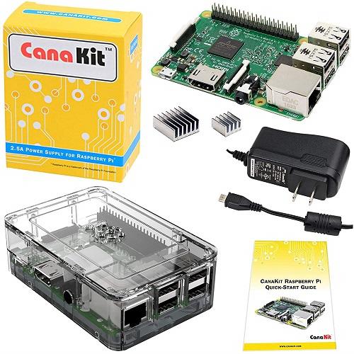 Raspberry Pi Starter Kit 8