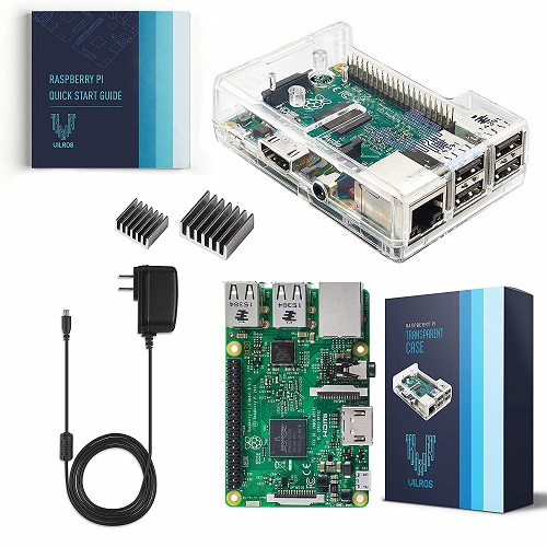 Raspberry Pi Starter Kit 9