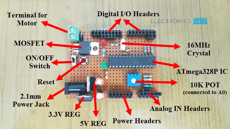 How to Make Your Own Arduino Board Features
