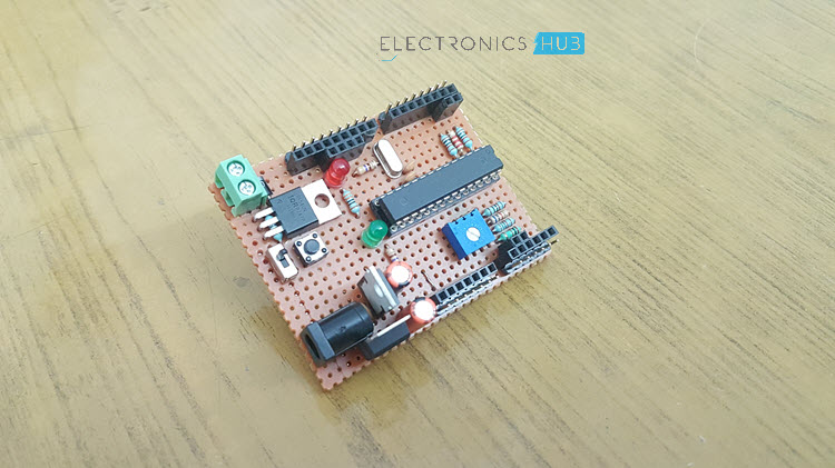 How to Make Your Own Arduino Board Image 7
