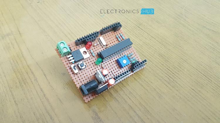 make your own arduino board a diy tutorialhow to make your own arduino board image 7